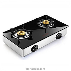 Glass Top Stove 2 Burner - Reflection at Kapruka Online