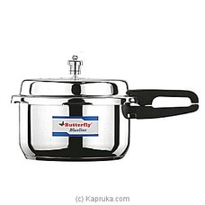 Stainless Steel Pressure Cooker Blueline 5L - 17102 at Kapruka Online