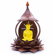 Buddha Statue- Yellow By Habitat Accent at Kapruka Online for specialGifts