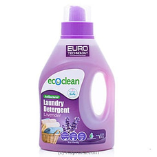 Eco Clean Laundry Detergent- Lavender- 1.1 Liter By Eco Clean at Kapruka Online for specialGifts