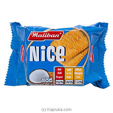 Maliban Nice Biscuits 100g at Kapruka Online