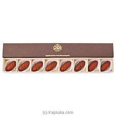 Java Date And Almond Stuffed Milk Chocolate at Kapruka Online