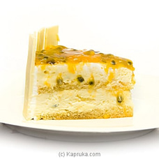 Java Passion Mouse White Chocolate Cake Slice at Kapruka Online