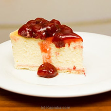 Strawberry Cheese Cake Slice at Kapruka Online
