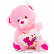 Fluffles Teddy By Huggables at Kapruka Online for specialGifts