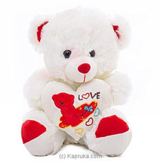 Bubble Paws Love Teddy By Huggables at Kapruka Online for specialGifts