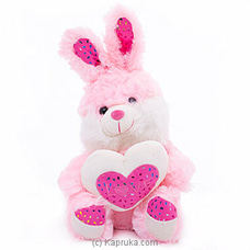 Pinky Bunny By Huggables at Kapruka Online for specialGifts