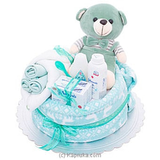 Baby Shower Gift Hamper- Green By Johnsons at Kapruka Online for specialGifts