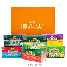 Truly Ceylon Tea Gift Pack By Truly Ceylon at Kapruka Online for specialGifts