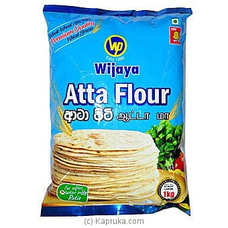 Atta Flour 1Kg By Wijaya at Kapruka Online for specialGifts