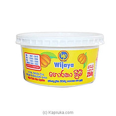 Goroka Cream 250g By Wijaya at Kapruka Online for specialGifts