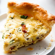 Chicken Quiche Slice at Kapruka Online