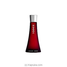 Hugo Boss Deep Red For Women 50ml By Hugo Boss at Kapruka Online for specialGifts