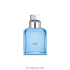 Calvin Klein Eternity Air For Men 50ml at Kapruka Online