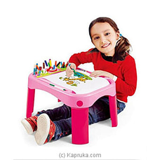 My Fun Creative Table By Brightmind at Kapruka Online for specialGifts