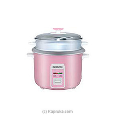 INNOVEX RICE COOKER 2.8 LTR IRC-286 By Innovex at Kapruka Online for specialGifts