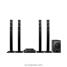 PANASONIC DVD HOME THEATRE SYSTEM PAN-SC-XH385GS-K By Panasonic at Kapruka Online for specialGifts