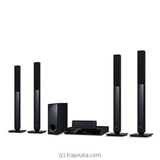 LG DVD HOME THEATER LG-LHD657 By LG at Kapruka Online for specialGifts