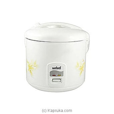SANFORD 2.8 LTS RICE COOKER SF-1196RC By NA at Kapruka Online for specialGifts