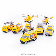 Die-cast Metal Working Truck Set at Kapruka Online