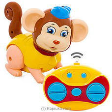 Remote Control Monkey Pet CHILDRENSTOY at Kapruka Online
