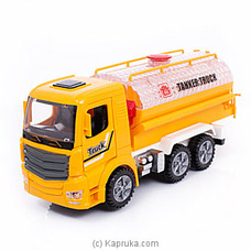 Tanker Truck By Brightmind at Kapruka Online for specialGifts