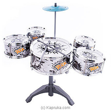 Rock Party Drum Set By Brightmind at Kapruka Online for specialGifts