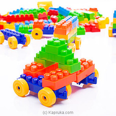 Building Blocks- 150 Pieces By Brightmind at Kapruka Online for specialGifts