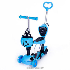 5 In 1 Beetle Scooter By Brightmind at Kapruka Online for specialGifts