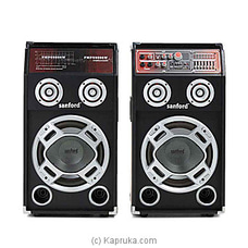SANFORD BLUETOOTH STAGE SPEAKERS SF-2256SS By Sanford at Kapruka Online for specialGifts