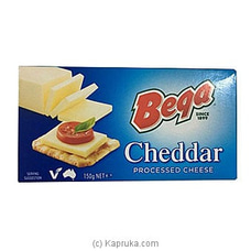 Bega Processed Cheese Block- 150g By Bega at Kapruka Online for specialGifts