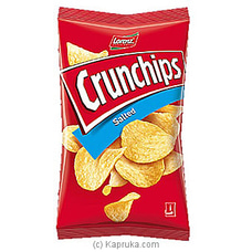Lorenz Crunchips Salted 100g Bag By NA at Kapruka Online for specialGifts