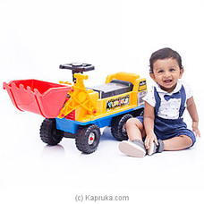 Kid`s Truck By Brightmind at Kapruka Online for specialGifts