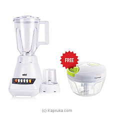 SANFORD 1.5 LTS 2 IN 1 BLENDER SF-6845BR BS FREE Mini Slicer FL4265KT at Kapruka Online