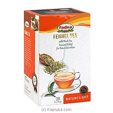 Fadna Fennel Tea By Fadna at Kapruka Online for specialGifts