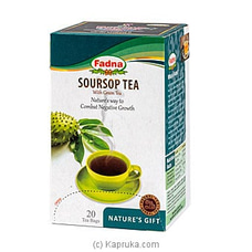 Fadna Soursop Tea By Fadna at Kapruka Online for specialGifts
