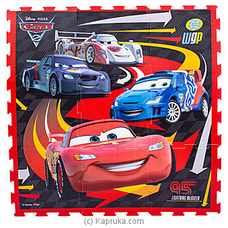 Pixar Car Baby Mat By Brightmind at Kapruka Online for specialGifts
