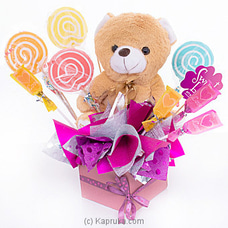 Candy Surprise By Sweet Buds at Kapruka Online for specialGifts