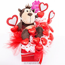 Adorable Hearts By Sweet Buds at Kapruka Online for specialGifts