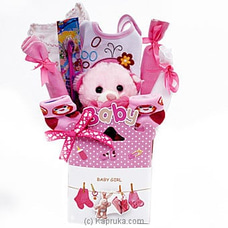 Adore Soft Pink Baby By Sweet Buds at Kapruka Online for specialGifts