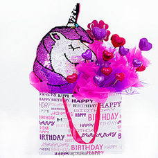 Unicorn Surprise By Sweet Buds at Kapruka Online for specialGifts