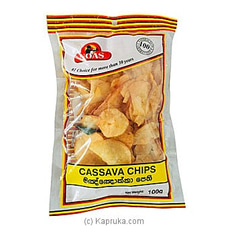 Noas Cassava Chips 100g By Noas at Kapruka Online for specialGifts