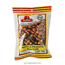 Noas Masala Peanut 100g By Noas at Kapruka Online for specialGifts