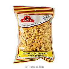 Noas Garlic Murukku 250g By Noas at Kapruka Online for specialGifts
