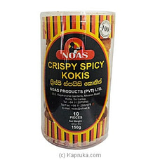 Noas Spicy Kokis 150g By Noas at Kapruka Online for specialGifts