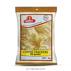 Noas Cheese Crackers 50g By Noas at Kapruka Online for specialGifts