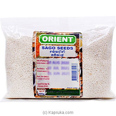 Orient Sago Seeds 200g at Kapruka Online