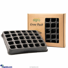 Agro Grow Pack Seed Starter Kit By NA at Kapruka Online for specialGifts