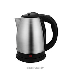 Electric Kettle Stainless Steel 71736 at Kapruka Online