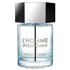 YSL L`homme Cologne Bleue For Him 100ml at Kapruka Online